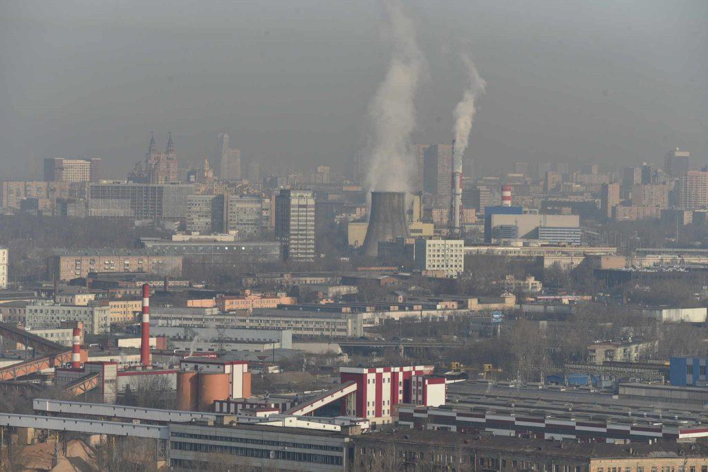 Прокуратура начала проверку по случаю превышение допустимого уровня сероводорода на юге столицы