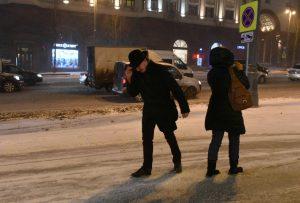 "Москвичей ожидает снежная неделя. Фото: ""Вечерняя Москва"""