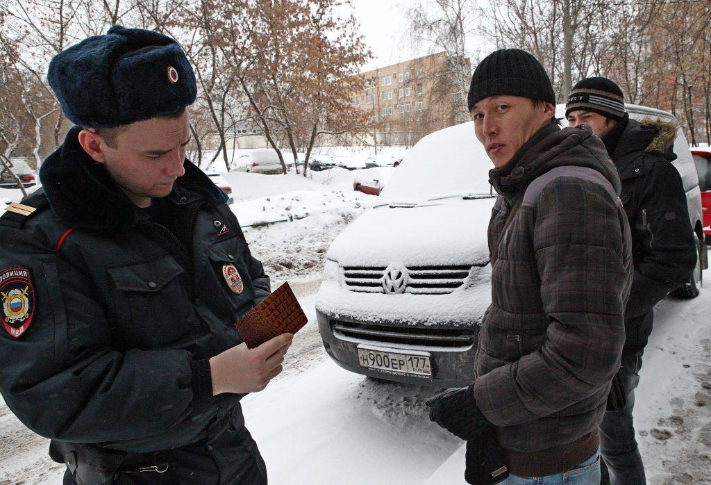 На юге столицы задержан мужчина, находящийся в международном розыске