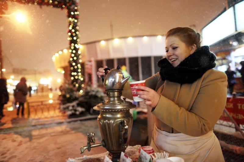 На территории храмов и церквей будут выдавать горячий чай в Рождество