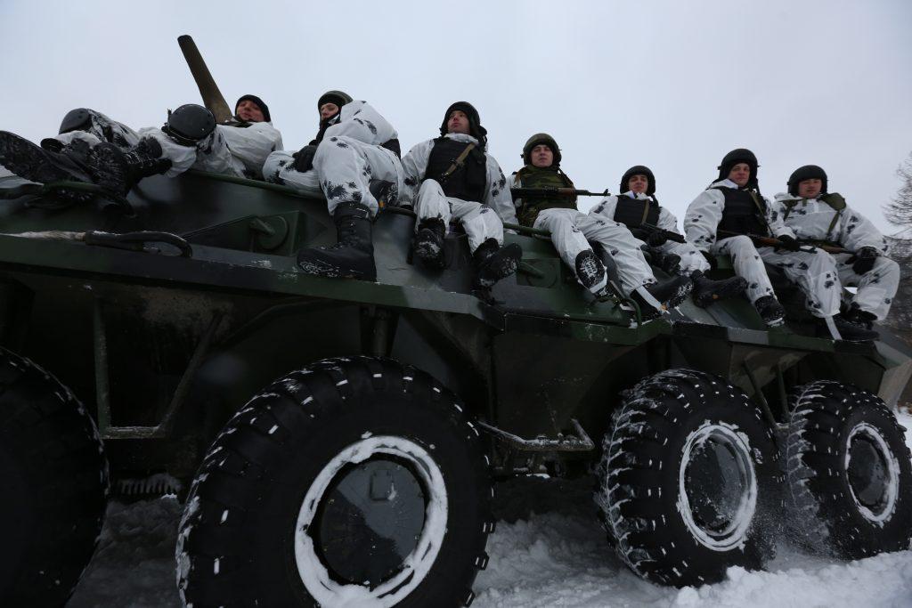 Полиция Москвы не подтверждает факт аварии бронемашины на юго-востоке МКАД