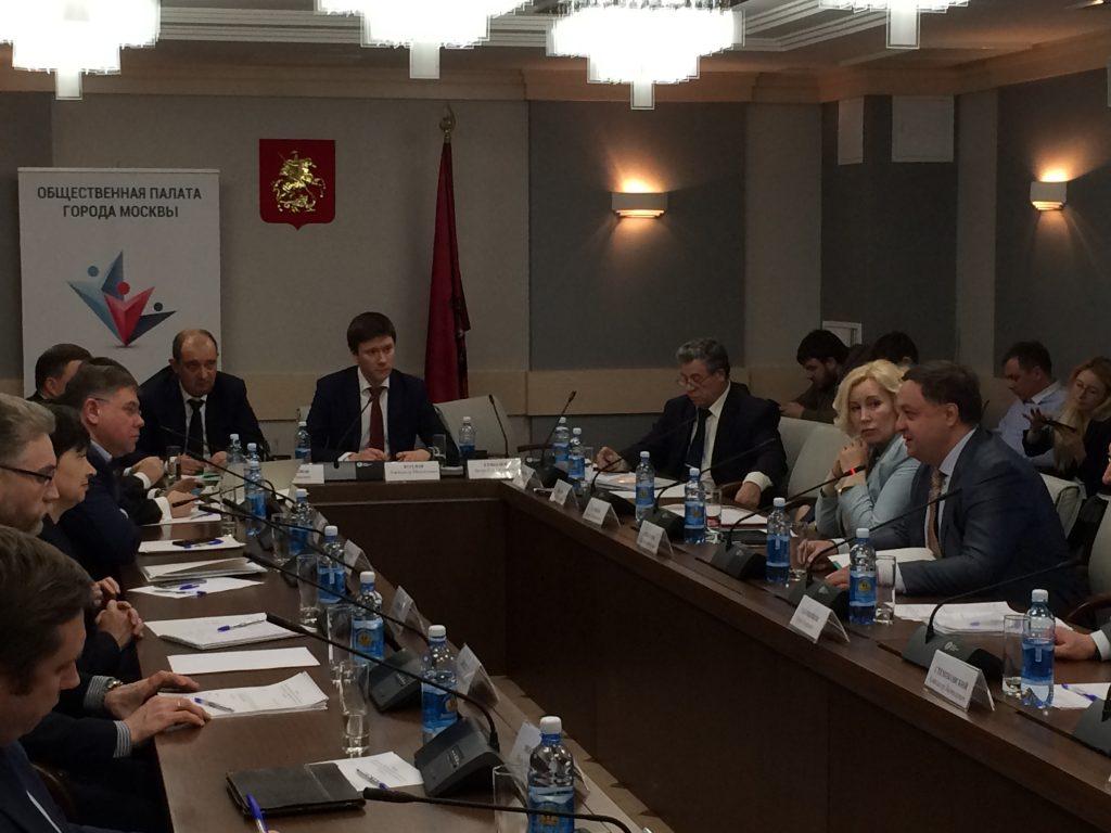 Ход реализации программы капитального ремонта обсудили в Общественной палате