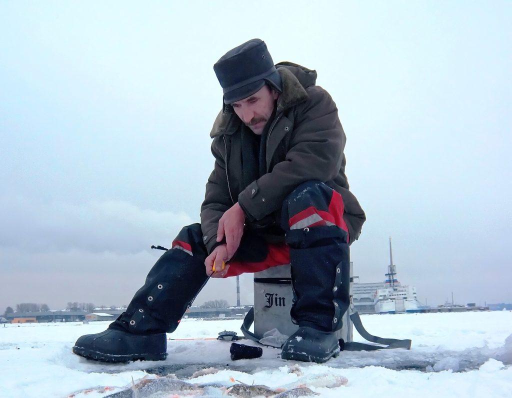 Трещи мороз, ловись плотва