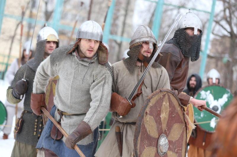 Международный рыцарский турнир Святого Георгия пройдет весной в Коломенском