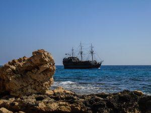 Пираты захватили немецкое судно. Фото: pixabay.com