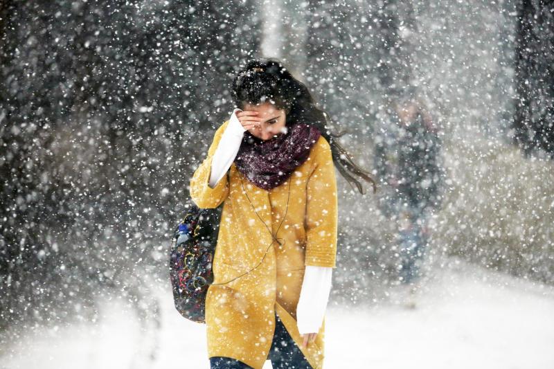 «Желтый» уровень опасности объявлен на 14 февраля
