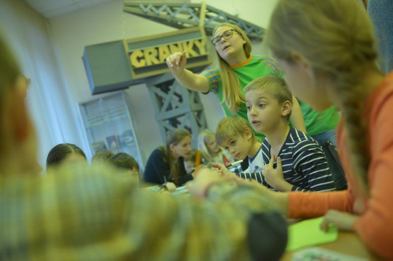 Библиотекари расскажут школьникам о чудо-природе