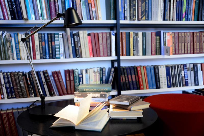 Встреча с писателем Павлом Басинским состоится в библиотеке №148