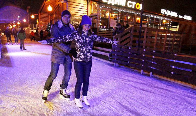 Московские парки подготовили для всех влюбленных специальную программу на День Святого Валентина