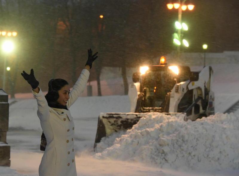 Почти 10 процентов месячной номы осадков выпало в Москве