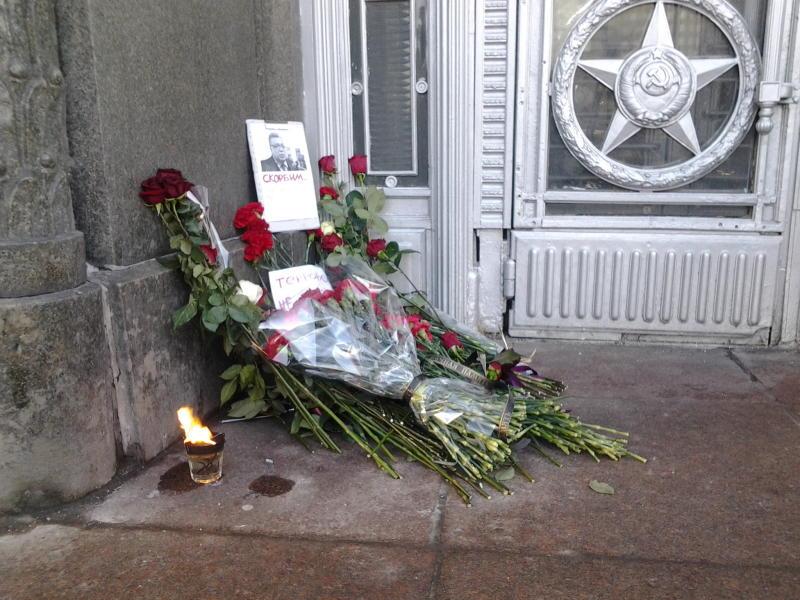 Памятную доску в честь убитого в Турции дипломата Андрея Карлова установят в Москве