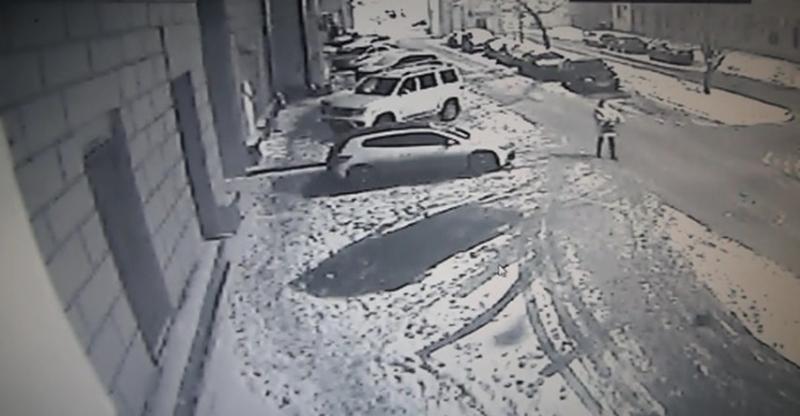 В Москве задержали мать, оставившую младенца на Ленинском проспекте