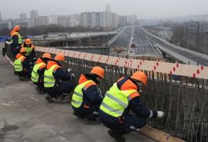 Новая эстакада появится на юге Москвы