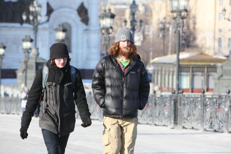 Солнечная погода ожидается в Москве 12 марта