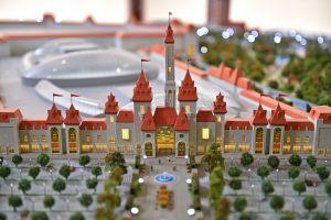 Проект парка развлечений «Остров мечты» в Нагатинской пойме. Фото: Комплекс градостроительной политики и строительства города Москвы