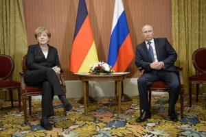 В Москве согласовали дату встречи Владимира Путина и Ангелы Меркель