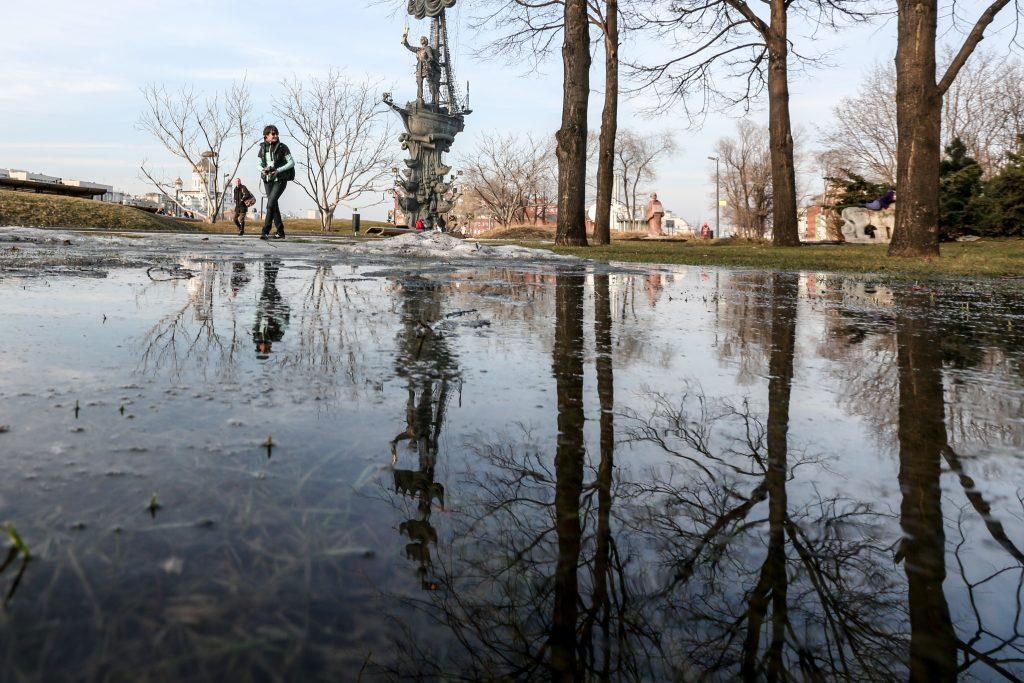 Во вторник Москву ожидает более комфортная погода
