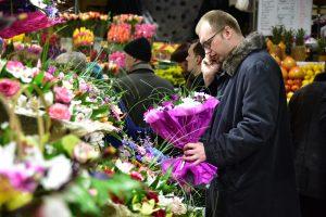 ВЦИОМ провел опрос в преддверии 8 марта