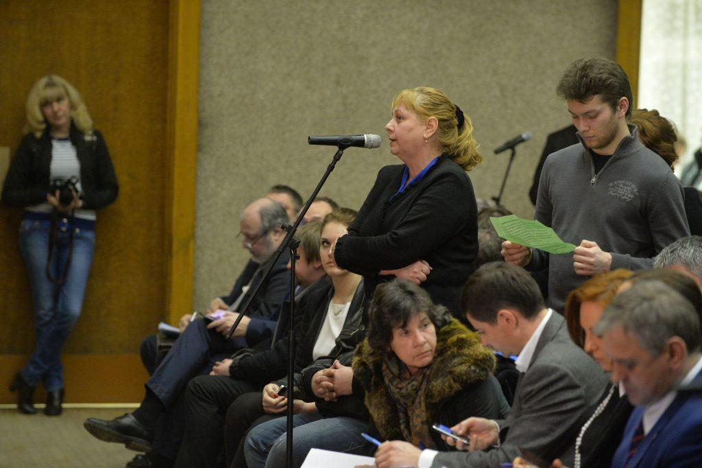 Единый день встреч глав управ с населением пройдет во всех районах ЮАО