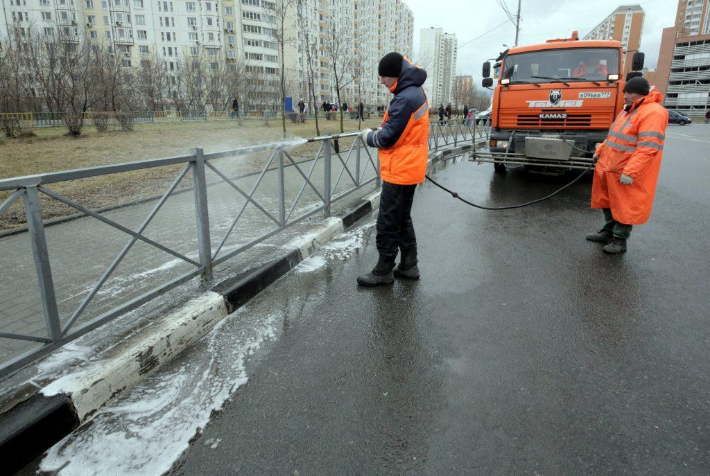 Около 30 тысяч работников приведут Московское метро в порядок после зимы