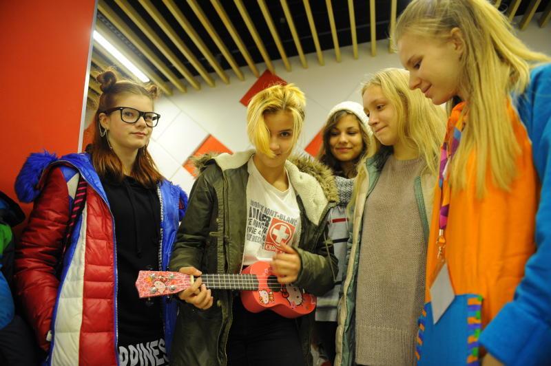 В Москве стартовала олимпиада среди вожатых со всей России