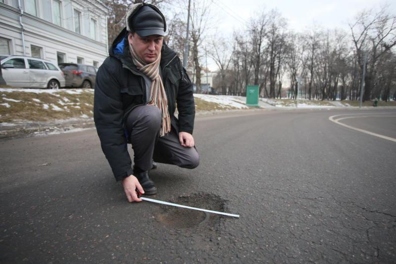 Дороги в Нагорном районе отремонтируют