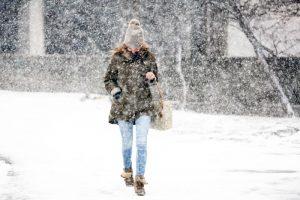 """Снегоуборочные службы переведены в усиленный режим. Фото: архив, """"Вечерняя Москва"""""""