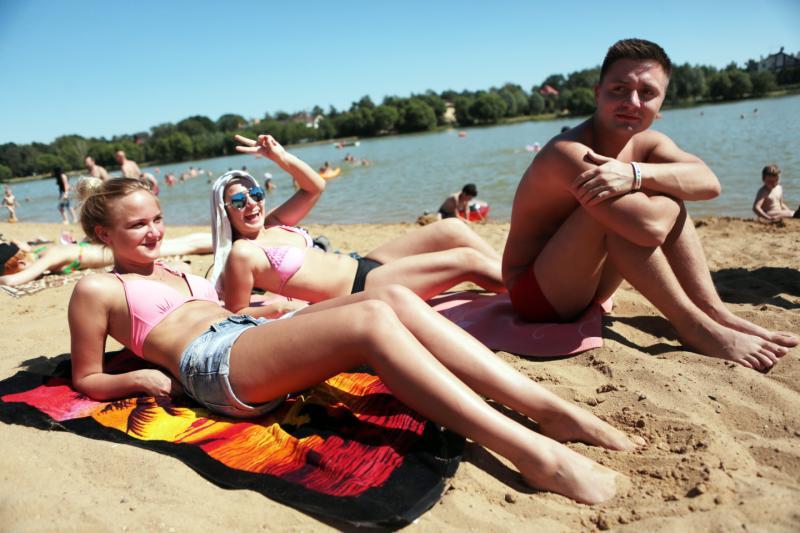 Современный пляж организуют в Серебряных прудах к лету 2017 года