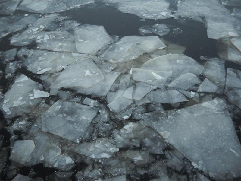 МЧС предупреждает москвичей о риске выхода на лед водоемов