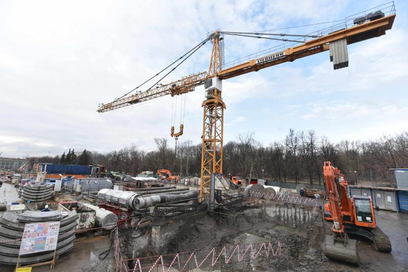 Офисное здание могут построить в Донском районе
