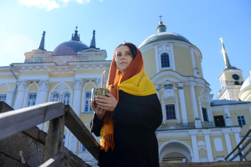 «Пасхальная радость»: благотворительная акция стартовала в Социальном Центре Святителя Тихона