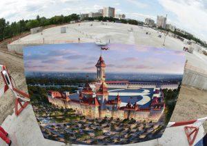 """Проект парка """"Остров мечты"""" Фото: """"Вечерняя Москва"""""""