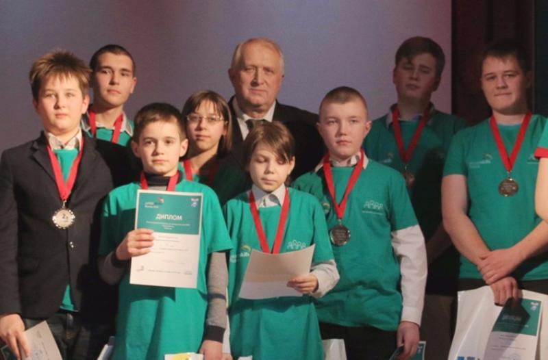 Победители регионального этапа JuniorSkills представят Москву в Краснодаре