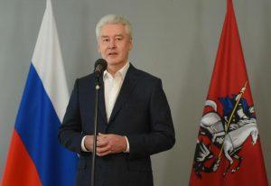 Мэр Москвы Сергей Собянин: Промышленность Москвы показала рост производства в 2016 году