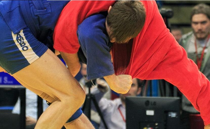 Самбисты из Москвы взяли 10 медалей на Чемпионате России
