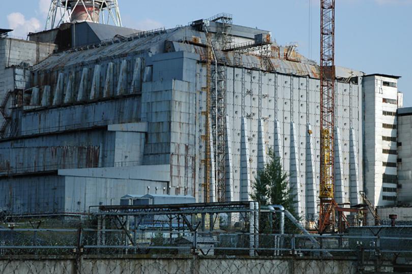 Чернобыль. 31