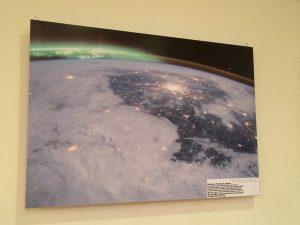 Пейзажи планеты Земля представили на выставке