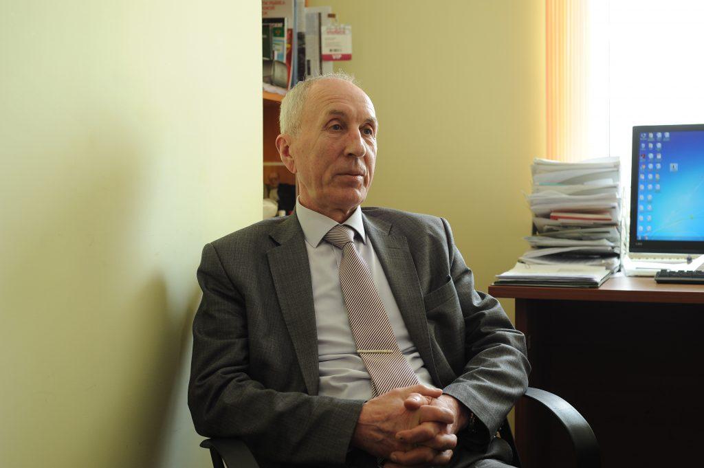 Полковник Захаров не покидал Чернобыль 11 месяцев