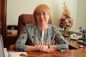 11 апреля 2017 года. Директор школы № 1257 Людмила Григорьева. Фото: Пелагия Замятина