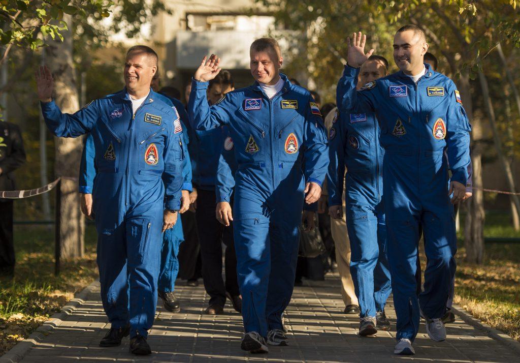 Космонавт Евгений Тарелкин: Нас готовили к полету 10 лет