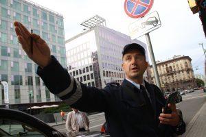 В распоряжении водителей - около 67 тысяч машиномест. Фото: Павел Волков