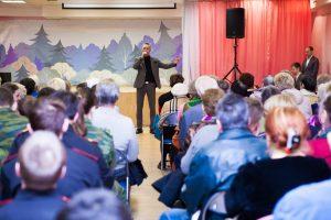 Фото с мероприятия предоставил Денис Беляевский