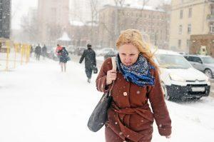 В Москве снова ожидаются снег и ветер. Фото: Анна Иванцова