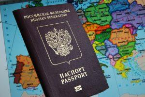"""Оформит паспорт и документы можно на портале госуслуг. Фото: архив, """"Вечерняя Москва"""""""