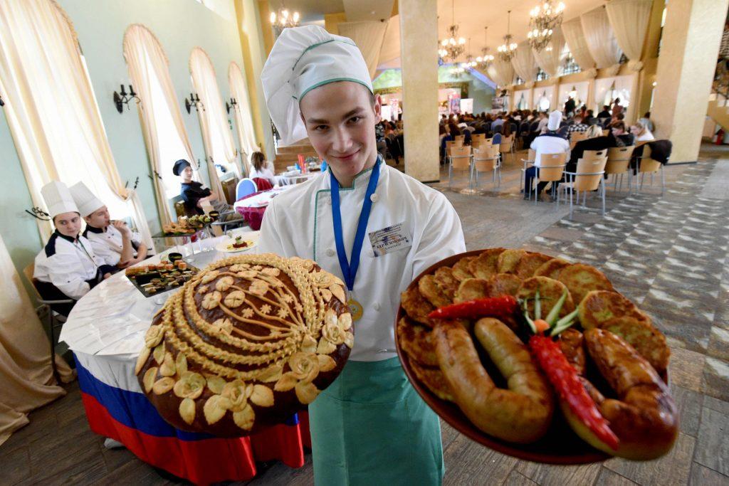 Блюда по-шаболовски