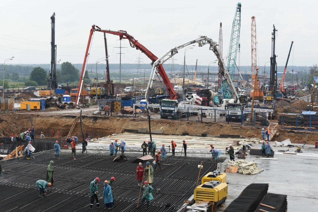 Центральная кольцевая автодорога откроется в Новой Москве через два года