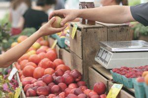 Фермерские продукты теперь доступны на улицах города. Фото: Pixabay.com