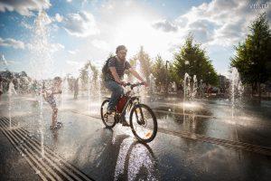 """Тепло и солнце ожидаются 29 апреля. Фото: Эмин Джафаров, """"Вечерняя Москва"""""""