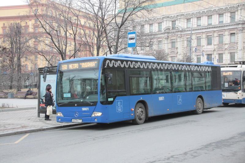 Более двух тысяч нелегальных автобусов задержали в Москве