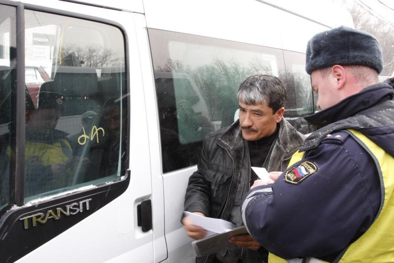 С начала года в Москве выявили свыше тысячи нелегальных автобусов